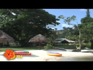 Cocomo Resort: Vanuatu : Lagoon Beach Resort