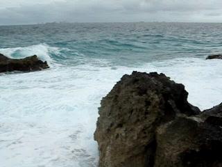 Isla Mujeres, Meksika: Punta Sur