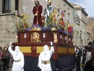 Semana Santa In Avila
