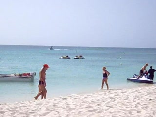 Palm/Eagle Beach, Aruba : Eagle Beach in Aruba