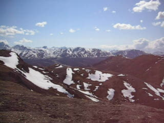 Top of the world scenery, Denali National park