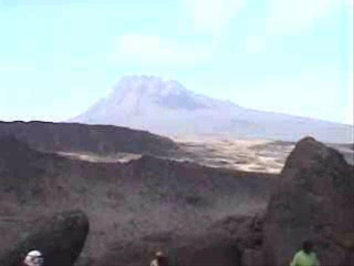 Kilimanjaro National Park, Tanzanya: Kilimanjaro Video