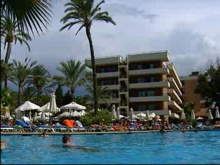 Thomson.co.uk video of the REY DON JAIME in santa ponsa, Majorca