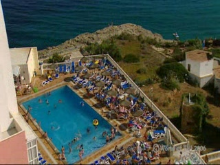 Thomson.co.uk video of the AMERICA in CALAS DE MAJORCA, Majorca