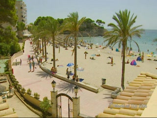 Thomson.co.uk video of the VILLAMIL in PAGUERA, Majorca