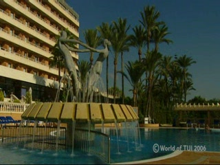 Kepulauan Balearic, Spanyol: Thomson.co.uk video of the VALPARAISO PALACE in PALMA, Majorca
