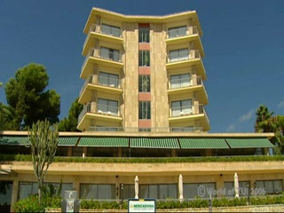 Calvia, Spanyol: Thomson.co.uk video of the RIU BONANZA PARK in ILLETAS, Majorca