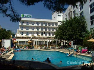 Thomson.co.uk video of the Alicia in Cala Bona, Majorca