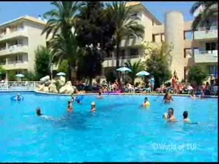 Thomson.co.uk video of the Fiesta Tropico in Magaluf, Majorca