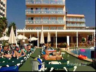 Thomson.co.uk video of the Bonamar in Cala Bona, Majorca