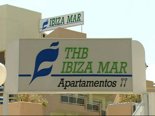 Sant Antoni de Portmany, Spain: Thomson.co.uk video of the IBIZAMAR in , Ibiza