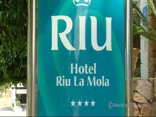 Thomson.co.uk video of the RIU LA MOLA in , Ibiza