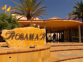 San Agusti des Vedra, Spanien: Thomson.co.uk video of the ROSAMAR in San Antonio Bay, Ibiza