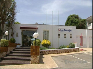 Thomson.co.uk video of the Hotel San Luis in S'algar, Minorca