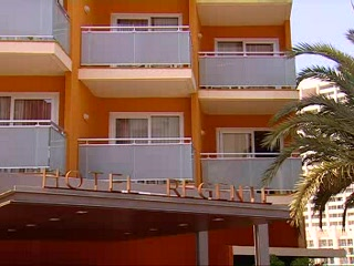 MedPlaya Hotel Regente: Thomson.co.uk video of the REGENTE in Benidorm, Costa Blanca