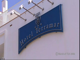 Thomson.co.uk video of the TERRAMAR in LLAFRANC, Costa Brava