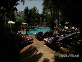 Thomson.co.uk video of the PUENTE ROMANO in MARBELLA, Costa del Sol
