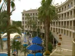 Thomson.co.uk video of the Cambrils Princess in Cambrils, Costa Dorada