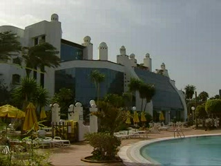 Thomson.co.uk video of the Timanfaya Palace in Playa Blanca, Lanzarote