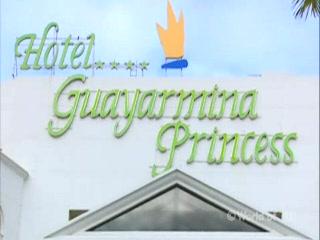 Islas Canarias, España: Thomson.co.uk video of the Guayarmina princess in Costa Adaje, Tenerife