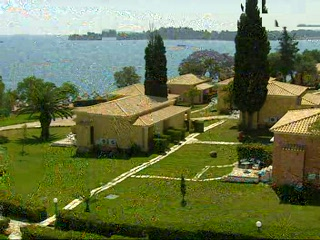 Thomson.co.uk video of the Corcyra Beach in Gouvia, Corfu