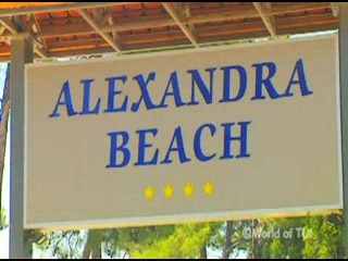 Thomson.co.uk video of the Alexandra Beach in Potos, Thassos