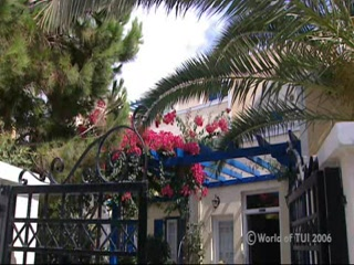 Thomson.co.uk video of the Hermes in Kamari, Santorini