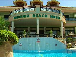 Phoenix Beach Hotel Thomson Co Uk Video Of The In Tsilivi