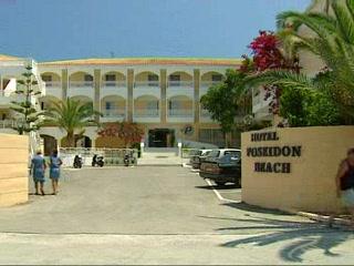 Poseidon Beach Hotel Thomson Co Uk Video Of The In Lagana