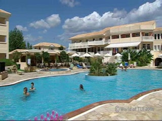 Thomson.co.uk video of the BITZARO GRAND in KALAMAKI, Zakynthos