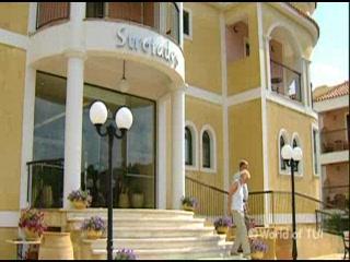 Strofades Beach Hotel Thomson Co Uk Video Of The In Tsivili