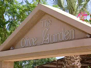 Thomson.co.uk video of the OLIVE GARDEN in LARDOS, Rhodes