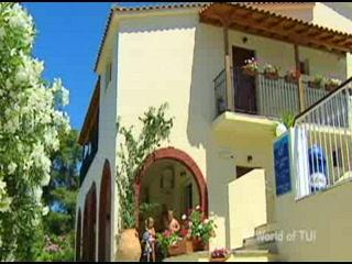 Hermes Apartments: Thomson.co.uk video of the HERMES in KOLIOS, Skiathos