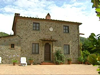 Thomson.co.uk video of the Villa Luisella in Montecatini, Tuscany