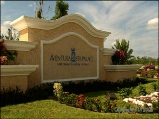 Puerto Aventuras, เม็กซิโก: Thomson.co.uk video of the AVENTURA SPA PALACE in RIVIERA MAYA, Mexico