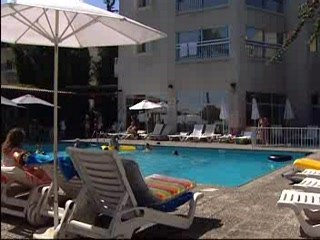 Thomson.co.uk video of the BALMYRA BEACH in LIMASSOL, Cyprus