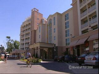 Thomson.co.uk video of the ALBA in SUNNY BEACH, Bulgaria