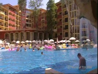 Thomson.co.uk video of the RIU BOLERO in GOLDEN SANDS, Bulgaria