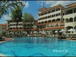 Provincia de Burgas, Bulgaria: Thomson.co.uk video of the Riu Helena Park in Sunny Beach, Bulgaria