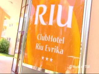 Thomson.co.uk video of the RIU EVRIKA in SUNNY BEACH, Bulgaria
