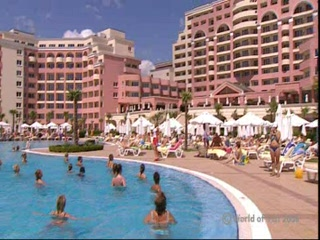 DIT Majestic Beach Resort: Thomson.co.uk video of the MAJESTIC in SUNNY BEACH, Bulgaria