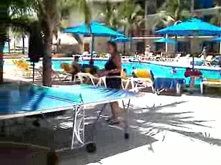 The Reef Coco Beach: table tennis