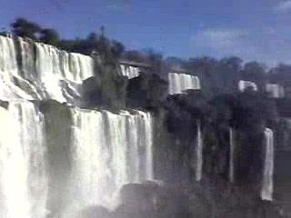 Foz do Iguacu, PR : Igassu Falls
