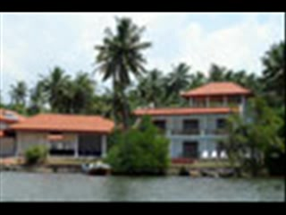The Waterside Hotel and Restaurant, Bentota, Sri Lanka