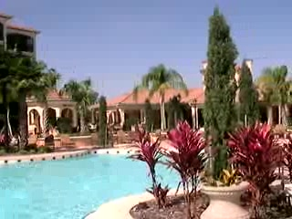 WorldQuest Orlando Resort: Pool at the WorldQuest