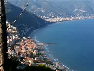 Riviera ligure, Italia: Travel Italy, The Ligurian Coast: Travel Liguria, Italy-Travel Video P