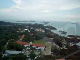 Pulau Sentosa, Singapura: Sentosa Sky Tower