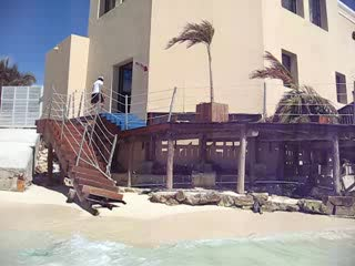 Royal Hideaway Playacar: Hurricane Dean/Royal Hideaway beach repair complete