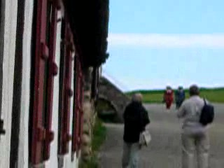 Louisbourg, Canada: Waiting for soldiers to appear