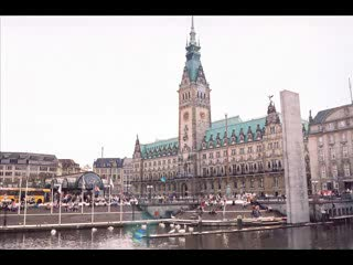 Hambourg, Allemagne : Highlights of Hamburg, Germany